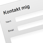 Preview af kontaktform