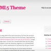 Jayj HTML5 theme version 2.1